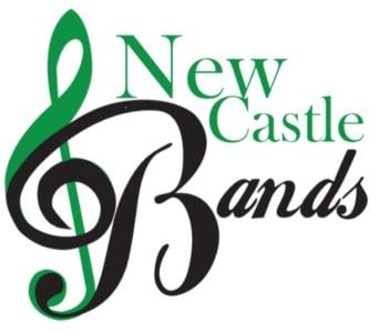 Logo For New Castle Bands